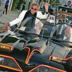Hot: George Barris creator of TV's Batmobile dies at 89