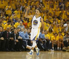 Stephen Curry completely took over the fourth quarter for the Golden State Warriors in Game 5 on Sunday night. With 17 of Curry's 37 points coming in that final frame, the NBA's MVP led his …