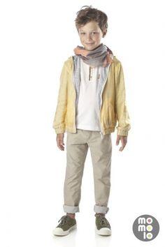 www.momolo.com #modainfantil #fashionkids #moda #niños #kids #momolo #childrensfashion #streetstyle #kidswear Look de Fendi | MOMOLO Street Style Kids :: La primera red social de Moda Infantil