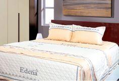 Bộ chăn ra phủ drap gối Edena ED 326: Sáng và không hề gây nhàm chán có lẽ là từ thích hợp nhất để miêu tả cho ED326. Sự giản đơn trong thiết kế làm cho đôi mắt cảm nhận của ta thêm dễ chịu phần nào và thích hợp cho các bạn trẻ yêu thích màu năng động, để giờ đây bạn có thể trải nghiệm giấc ngủ ngon bên bộ chăn ra gối ED326 nhé. Link: http://www.sachcoffee.vn/noi-that/ra-phu-drap/ra-phu-drap-goi-edena/bo-chan-ra-phu-drap-goi-edena-ed-326.html