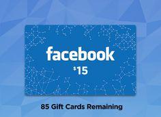 Facebook Game Cards - Free Gift Cards 24