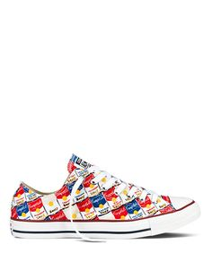 Shoes | Women's Shoes | Chuck Taylor All Star Andy Warhol Print | Hudson's Bay