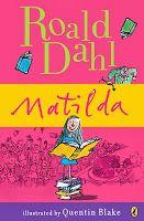 Roald Dahl y su famoso libro Matilda os ayudará a mejorar el vocabulario y estructuras en inglés.Fabuloso.