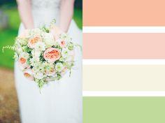 Bouquet Colour Palettes ~ Choosing A Colour Scheme | JulietMcKeePhotography.co.uk