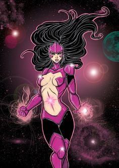 Scorch of Star Sapphire by CrimsonArtz