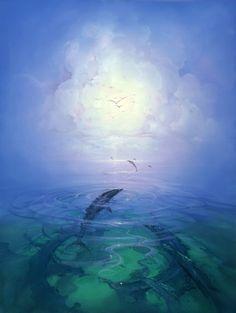 Oceanic Visions — John Pitre