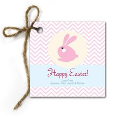 A cute little gift tag to add to your Easter baskets. http://www.paperdivas.com.au