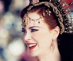 Nicole Kidman by Douglas Kirkland   Moulin Rouge