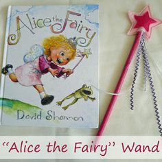 Alice the Fairy wand