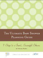 Themes, menus, games, decorations, favors and a complete how-to is waiting for you in our ultimate baby shower planning guide. Thinking of making it a coed shower? We give you tips to help make the guys feel comfortable! Need help brainstorming a theme? You've got it! From edibles to etiquette, from guest lists to games, our guide delivers everything you need to know to celebrate that special mom-to-be! This book has 16 pages.