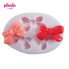 Cheap mold ring, Buy Quality mould form directly from China mould Suppliers: PINKIE Kitchen Accessories Baking Tools 3D Sugarcraft Silicone Molds For Cupcke Cake Decoration Cute Bows Chocolate Fondant Mold