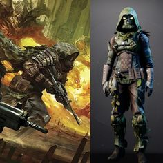 Destiny Fashion, Master Chief, Fictional Characters, Fantasy Characters