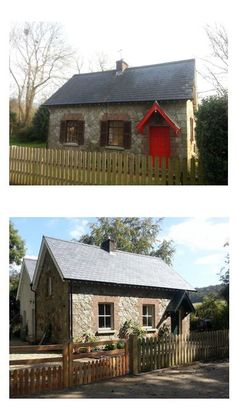 Before & After Retrofit by RENOVA, Irish Retrofit & Renovation Company www.renova.ie