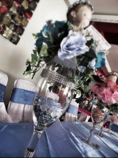 Hey, I found this really awesome Etsy listing at https://www.etsy.com/listing/184546591/christeningpresentation-wine-glass-vase