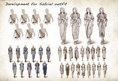Robert Simons: sabriel work