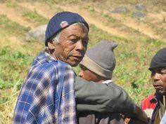 Khasi people of Meghalaya.