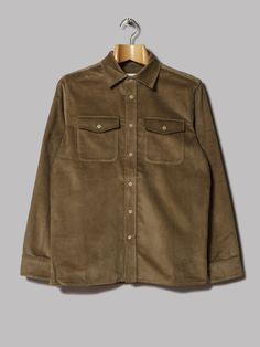 A Kind Of Guise Bam Shirt (Tobacco)