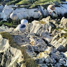 «Good morning #Cappadoce»
