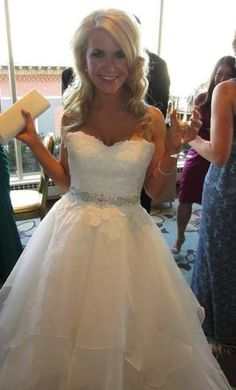 Hayley Paige mila 12 find it for sale on PreOwnedWeddingDresses.com