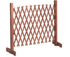 Expanding Wooden Fence (just Under 2m Wide