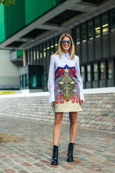 Fashion Week Street Style London Calling - TrendSurvivor