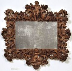VK is the largest European social network with more than 100 million active users. Wood Carving Designs, Wood Carving Art, Wood Art, Mirrored Picture Frames, Italian Baroque, Baroque Design, Antique Frames, Rustic Furniture, Italian Furniture