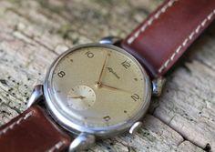 #Alpina #dresswatch #1950 #steel #dial #watchme #watches #steinermaastricht #maastricht #thenetherlands