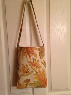 Tropical Tote Bag $40