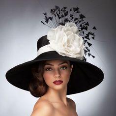 Arturo Rios Collection Leslie Derby Hat
