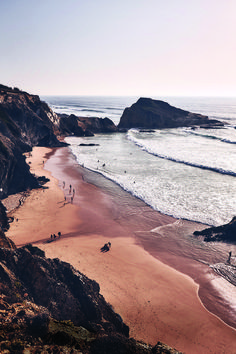 At the very tip of south-west Portugal lies the last wild coast in Europe, an un. - At the very tip of south-west Portugal lies the last wild coast in Europe, an un. At the very tip of south-west Portugal lies the last wild coast in. Places To Travel, Places To Visit, Travel Destinations, Travel Tourism, Travel Europe, Travel Agency, Spain Travel, Usa Travel, Nature Photography