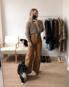 What I Wore This Week: December 9th - 15th - JESS WITH LESS Monochrome Outfit, Neutral Outfit, Neutral Style, Slow Fashion, Ethical Fashion, Wednesday Outfit, Casual Outfits, Fashion Outfits, Fashion Group