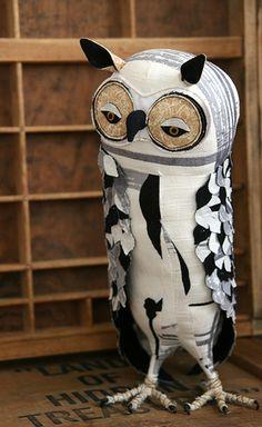 Abbi Glassenberg - White Owl   Flickr - Photo Sharing!