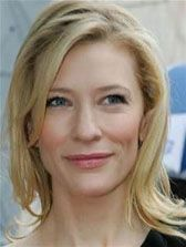 """Cate Blanchett -- (5/14/1969-??). Australian actress of Screen  Stage. Movies -- """"Pushing Tin"""" as Connie Falzone, """"The Talented Mr. Ripley"""" as Meredith Logue, """"The Gift"""" as Annabelle 'Annie' Wilson, """"Bandits"""" as Kate Wheeler, """"The Lord of the Rings"""" Series as Galadriel, """"The Aviator"""" as Katharine Hepburn and """"Robin Hood"""" as Marion Loxley"""