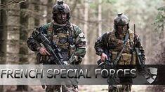 ΑΝΑΦΟΡΑ ΠΩΣ Η ΓΑΛΛΙΑ ΑΝΑΠΤΥΣΕΙ ΠΕΡΙΣΣΟΤΕΡΑ ΣΤΡΑΤΕΥΜΑΤΑ ΕΙΔΙΚΩΝ ΔΥΝΑΜΕΩΝ ΣΤΗ ΣΥΡΙΑ. Special Forces, Syria, Troops, The Unit, France, French Resources