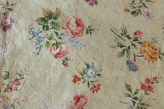 vintage Bernard Wardle fabric