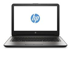 HP 14-AM090TU 14-inch Laptop (Core i3-5005U/4GB/1TB/Windows 10 Home/Integrated Graphics), Silver | All Computers & Accessories, Laptops