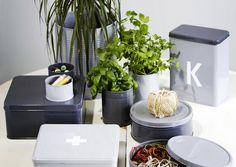 Kierrätä metallijäte säilytysrasioiksi | Meillä kotona