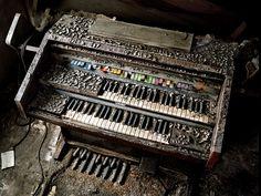 Dirty, dirty Organ