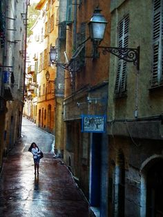 Old Town, Nice 7.00am by Link Bekka on 500px