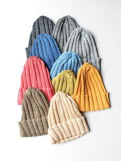 maillot|linen knit cap