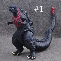 Wish | NEW 30CM Godzilla Action Figure Collectible Model Toys Boys Kids Child Toys Anime Cartoon Movie Ultraman Monsters