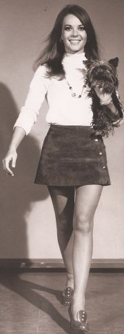.Natalie Wood - Breathtakingly gorgeous!!!1970