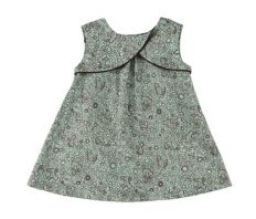 Liberty Of London dress – Petits Chats  by Éponime // claradeparis.com #dress
