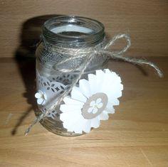 Svadobné handmade svietniky