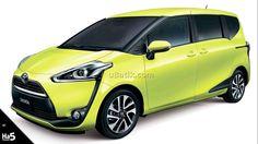 Spesifikasi dan Harga Toyota Sienta Terbaru - Toyota belum lama ini telah merilis generasi baru MPV andalan mereka dengan nama Toyota Sienta.