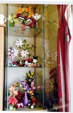 Sugar Flowers, Ladder Decor, Home Decor, Interior Design, Home Interior Design, Home Decoration, Decoration Home, Interior Decorating
