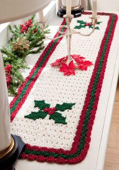 7 Holiday Table Runners
