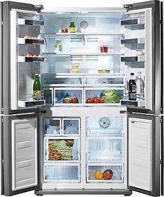 Samsung Side by Side RS54HDRPBSR/EF, A+++, 179 cm, No Frost ... | {Kühlschränke samsung 72}