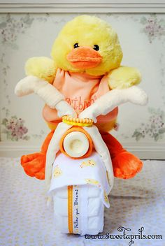 Too cute! Found it just in time for all the new mommies to be. :)