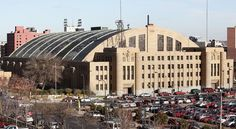 The Minneapolis Armory building, 500 6th St. S. in Minneapolis, was constructed in 1935. The 110,000-square-foot building has hosted sporting events, ...